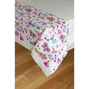 Funcart Butterfly Design Table Cloth