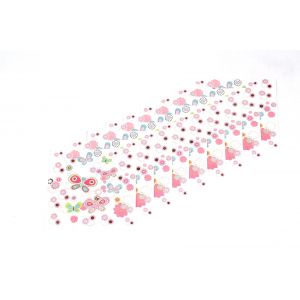 Flying Butterfly Theme Napkins(9 Pcs/Pack)