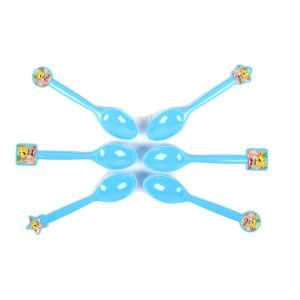 Spongy Bob Theme Spoon (6 Pcs/Pack)