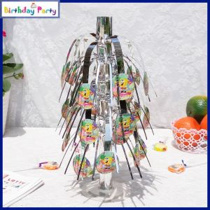 Spongy Bob Theme Table Decorations (1 Pc/Pack)