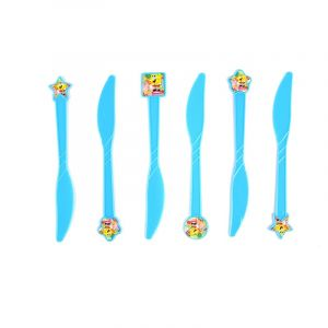 Spongy Bob Theme Knife (6 Pcs/Pack)