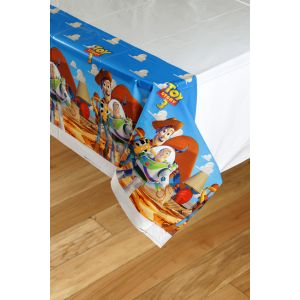 Toy Story Theme Plastic Cover Sheet (1 Pc/Pack)