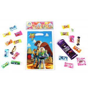 Toy Story Theme Theme Loot Bag (6 Pcs/Pack), Size 24*16CM