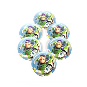 Toy Story Theme 9 Inches Disposable Paper Plate (6 Pcs/Pack)