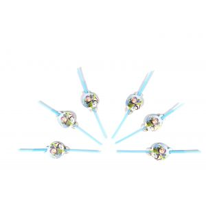 Toy Story Theme Drinking Straws (6 Pcs/Pack)