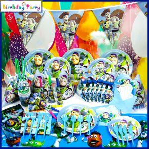 Funcart Toy Story Theme Combo (Pack of 90 Pcs.)
