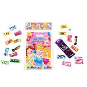 Three Princess Theme Loot Bag (6 Pcs/Pack), Size 24*16CM