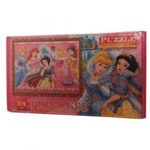 Three Princess Theme Puzzle Set
