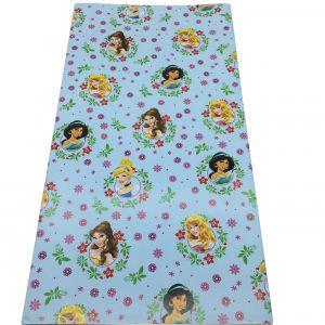 Blue Three Princess Wrapping Paper (10Pcs/Pack)