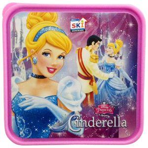 Funcart Disney Cinderella Tiffin Set with fork