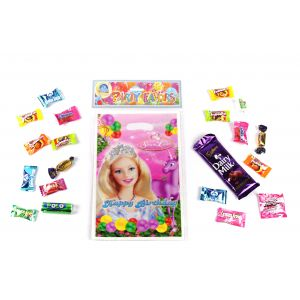 Riding Princess Theme Loot Bag (6 Pcs/Pack), Size 24*16CM
