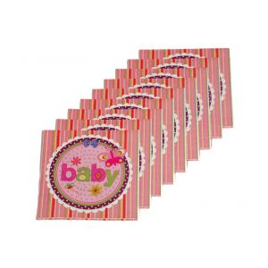 Butterfly Baby Theme Napkin (9 Pcs/Pack)