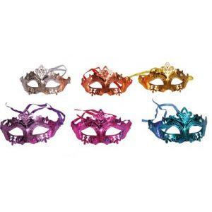 Ornate Eye Masks (Pack Of 6)