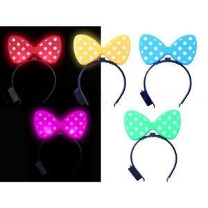 Funcart Minnie Led Headband Assorted Color (1pcs/pack)